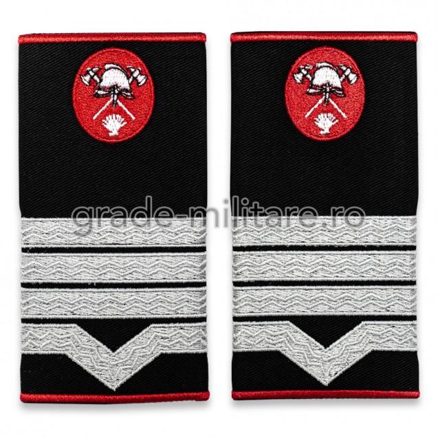Grade Maistru militar clasa 2 pompieri IGSU