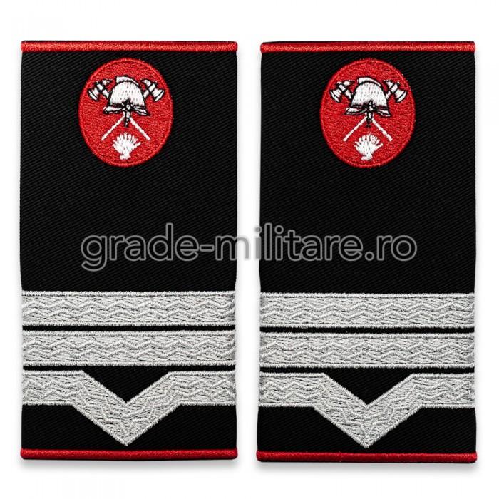 Grade Maistru militar clasa 3 pompieri