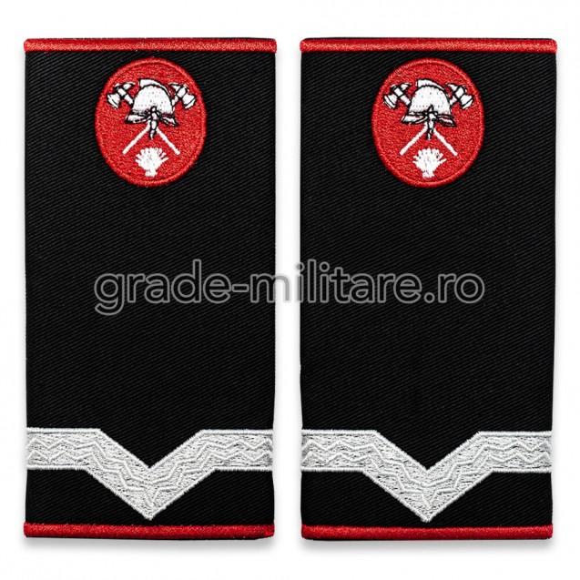Grade Maistru militar clasa 5 pompieri