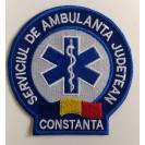 Emblema Ambulanta SAJ