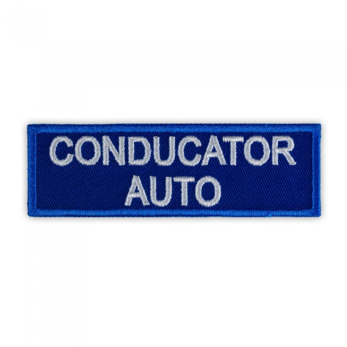 Ecuson conducator auto ambulanta