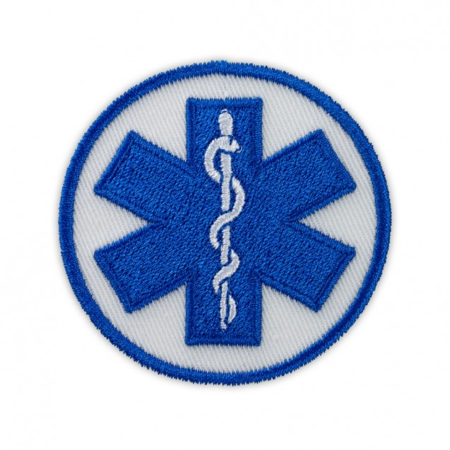 Emblema coifura ambulanta