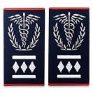 Grade medic comandant regional Gradul III ambulanta