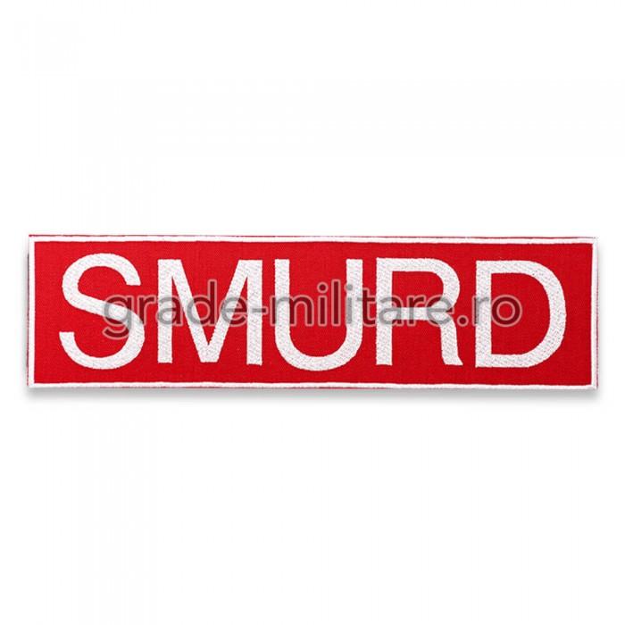 Emblema SMURD spate