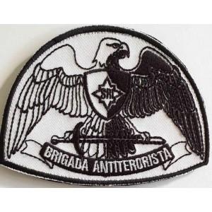 Ecuson SRI Brigada Antiterorista brodat