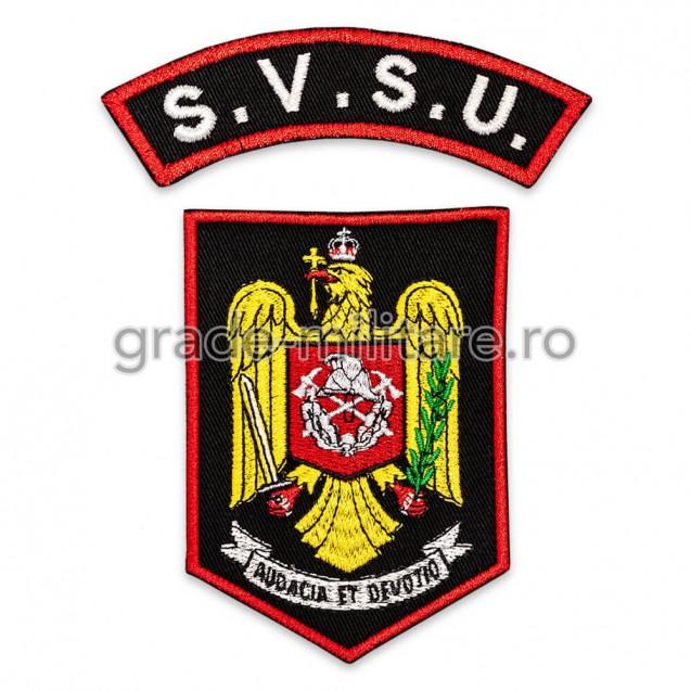 Emblema SVSU brodata