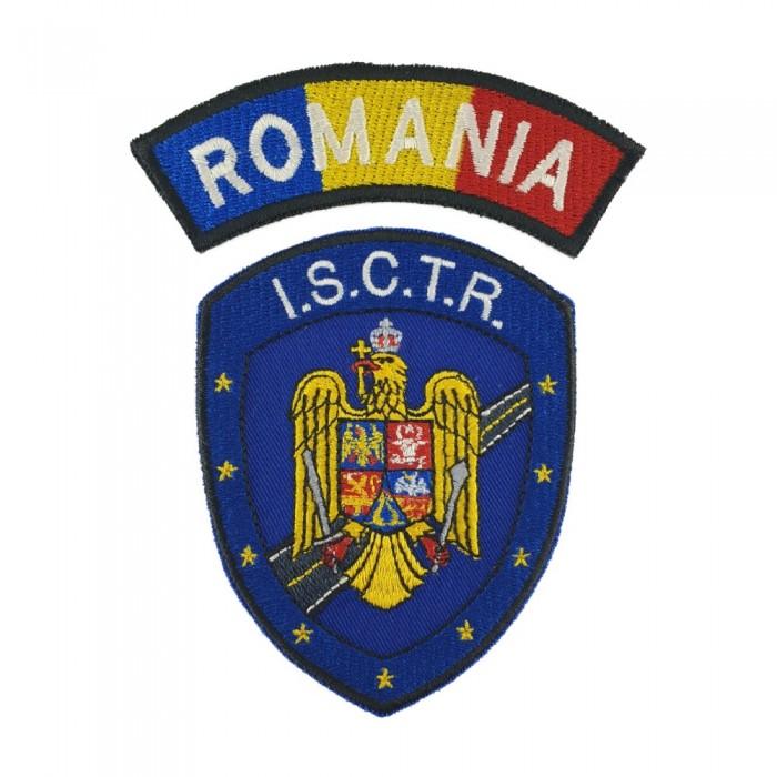 Set Embleme ISCTR