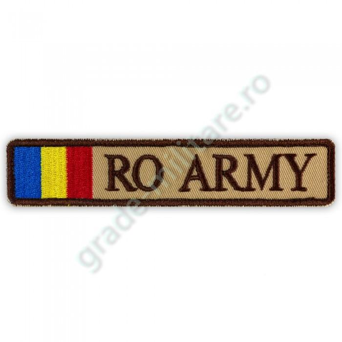 "Ecuson ""RO ARMY"""