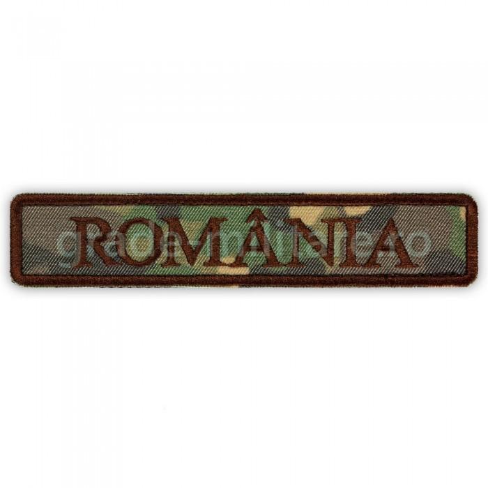 "Ecuson ""ROMANIA"" forte terestre"