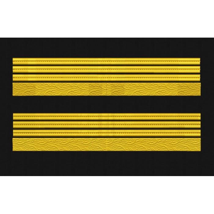 Grade maneca pentru Colonel MAPN