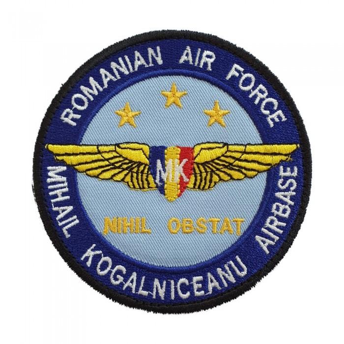 Emblema Baza Aeriana Mihail Kogalniceanu