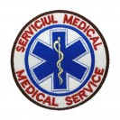 Emblema Serviciul Medical