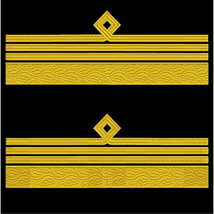 Grade maneca pentru Capitan Comandor Aviatie MAPN