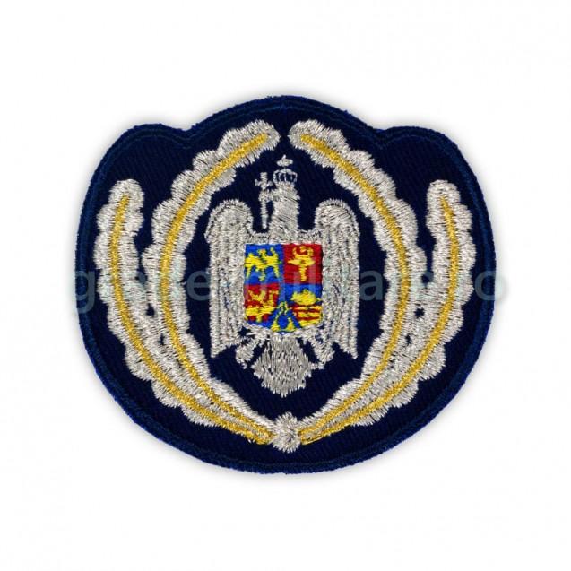Emblema coifura subofiteri Jandarmeria Romana
