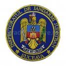 Emblema maneca inspectoratul judetean de jandarmi SUCEAVA