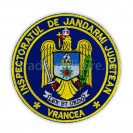 Emblema maneca inspectoratul judetean de jandarmi Vrancea
