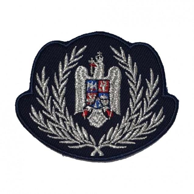 Emblema coifura ofiteri MAI Aparat Central
