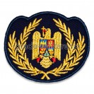Emblema coifura subofiteri politia de frontiera