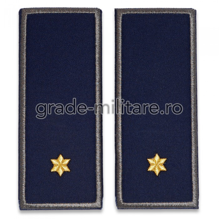Grade subinspector politia de frontiera - gri